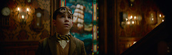 """Owen Vaccaro (""""Daddy's Home"""") stars as Lewis Barnavelt, a recently orphaned boy sent to live with his eccentric uncle in """"The House With A Clock in Its Walls,"""" (2018)"""