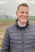 Samuele Pellegrini of Levantia Seed Company