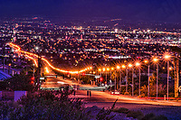 Owens Avenue & Las Vegas Valley @ Twilight