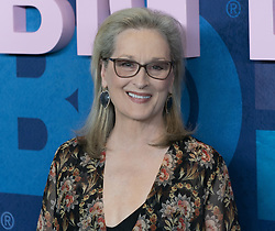 May 29, 2019 - New York, New York, United States - Meryl Streep wearing dress by Oscar de la Renta attends HBO Big Little Lies Season 2 Premiere at Jazz at Lincoln Center  (Credit Image: © Lev Radin/Pacific Press via ZUMA Wire)