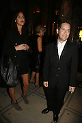 Imogen Allen and Tom Hollander, The British Fashion Awards  2006 sponsored by Swarovski . Victoria and Albert Museum. 2 November 2006. ONE TIME USE ONLY - DO NOT ARCHIVE  © Copyright Photograph by Dafydd Jones 66 Stockwell Park Rd. London SW9 0DA Tel 020 7733 0108 www.dafjones.com