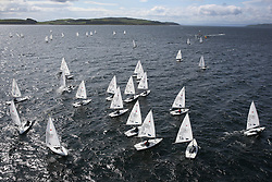 Day 4 NeilPryde Laser National Championships 2014 held at Largs Sailing Club, Scotland from the 10th-17th August.<br /> <br /> Laser 4.7 Fleet<br /> <br /> Image Credit Marc Turner