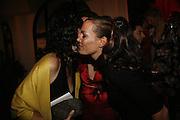 MARIE HELVIN AND TARA PALMER-TOMPKINSON, Maria Grachvogel 5th Anniversary of her  Sloane St store. 162 Sloane St. London. 19 October 2006. -DO NOT ARCHIVE-© Copyright Photograph by Dafydd Jones 66 Stockwell Park Rd. London SW9 0DA Tel 020 7733 0108 www.dafjones.com