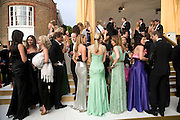 CAPRICE IN GREEN IN THE CROWD, Raisa Gorbachev Foundation Party, at the Stud House, Hampton Court Palace on June 7, 2008 in Richmond upon Thames, London,Event hosted by Geordie Greig and is in aid of the Raisa Gorbachev Foundation - an international fund fighting child cancer.  7 June 2008.  *** Local Caption *** -DO NOT ARCHIVE-© Copyright Photograph by Dafydd Jones. 248 Clapham Rd. London SW9 0PZ. Tel 0207 820 0771. www.dafjones.com.