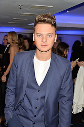 CONOR MAYNARD at the Chain of Hope Ball held in aid of the charity Chain of Hope, founded by Professor Sir Magdi Yacoub which organises volunteer teams worldwide to operate on children suffering from life-threatening heart diseases, held at the Grosvenor House Hotel, Park Lane, London on 20th November 2015.