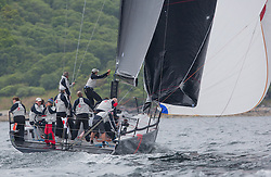 Day one of the Silvers Marine Scottish Series 2016, the largest sailing event in Scotland organised by the  Clyde Cruising Club<br /> Racing on Loch Fyne from 27th-30th May 2016<br /> <br /> GBR4242C Zephyr, S Cowie/ I Marshall, CCC/FYC/RGYC , GP42<br /> <br /> <br /> Credit : Marc Turner / CCC<br /> For further information contact<br /> Iain Hurrel<br /> Mobile : 07766 116451<br /> Email : info@marine.blast.com<br /> <br /> For a full list of Silvers Marine Scottish Series sponsors visit http://www.clyde.org/scottish-series/sponsors/