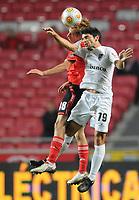 20091122: LISBON, PORTUGAL - SL Benfica vs Guimaraes: Portuguese Cup 2009/2010. In picture: Fabio Coentrao (Benfica) and Alex (Guimaraes). PHOTO: Alexandre Pona/CITYFILES