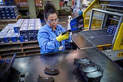 A Fras-le (uma das empresas Randon) é uma fabricante de autopeças que se destaca entre as maiores fornecedoras de materiais de fricção do mundo e atua com foco na segurança e no controle de movimentos nas estradas, trilhos e pistas de pouso. FOTO: Cesar Lopes/ Agência Preview