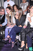 Chloe Green, LFW s/s 2015: Nina Naustdal - Catwalk Show, Le Peep Boutique, London UK, 16 September 2014, Photo by Brett D. Cove