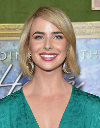October 4, 2018 - Hollywood, California, U.S. - Ashleigh Brewer arrives for the HBO's 'My Dinner With Herve' Los Angeles Premiere on the Paramount Studios Lot. (Credit Image: © Lisa O'Connor/ZUMA Wire)
