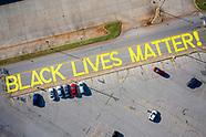 Black Lives Matter Street Mural 2020