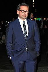 Oct. 16, 2014 - London, England - Steve Carrell arriving for the VIP arrivals of the Amex Gala premiere for 'Foxcatcher' during the 58th BFI London Film Festival at Odeon Leicester Square, London. 16/10/2014 (Credit Image: © Future-Image/ZUMA Wire)