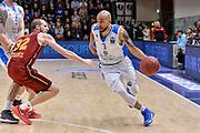 DESCRIZIONE : Eurocup Last 32 Group N Dinamo Banco di Sardegna Sassari - Galatasaray Odeabank Istanbul<br /> GIOCATORE : David Logan<br /> CATEGORIA : Palleggio Penetrazione<br /> SQUADRA : Dinamo Banco di Sardegna Sassari<br /> EVENTO : Eurocup 2015-2016 Last 32<br /> GARA : Dinamo Banco di Sardegna Sassari - Galatasaray Odeabank Istanbul<br /> DATA : 13/01/2016<br /> SPORT : Pallacanestro <br /> AUTORE : Agenzia Ciamillo-Castoria/L.Canu