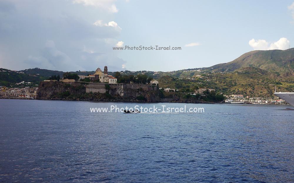 Italy, Sicily, the coast near Taormina