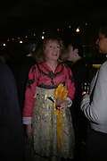 Grayson Perry, Ellsworth Kelly exhibition opening. Serpentine Gallery and afterwards at the River Cafe. London. 17 March 2006. ONE TIME USE ONLY - DO NOT ARCHIVE  © Copyright Photograph by Dafydd Jones 66 Stockwell Park Rd. London SW9 0DA Tel 020 7733 0108 www.dafjones.com