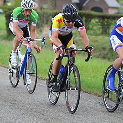 61e Ronde van Overijssel Emiel Dolfsma, Wouter Wippert, Koos Jeroen Kers