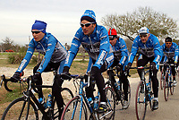 Sykkel<br /> Foto: Dppi/Digitalsport<br /> NORWAY ONLY<br /> <br /> CYCLING - TEAM DISCOVERY CHANNEL 2007 LAUNCH - AUSTIN (USA) - 21/12/2006<br /> <br /> IVAN BASSO (ITA)