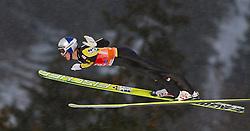 29.12.2011, Schattenbergschanze / Erdinger Arena, Oberstdorf, GER, 60. Vierschanzentournee, FIS Weldcup, Training, Ski Springen, im Bild Thomas Morgenstern (AUT) // Thomas Morgenstern of Austria  during training at 60th Four-Hills-Tournament, FIS World Cup in Oberstdorf, Germany on 2011/12/29. EXPA Pictures © 2011, PhotoCredit: EXPA/ P.Rinderer