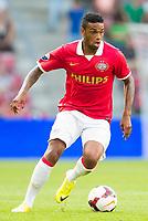 EINDHOVEN, PSV - FC Eindhoven, voetbal oefenduel, seizoen 2013-2014, 09-07-2013, Philips Stadion, PSV speler Jurgen Locadia.