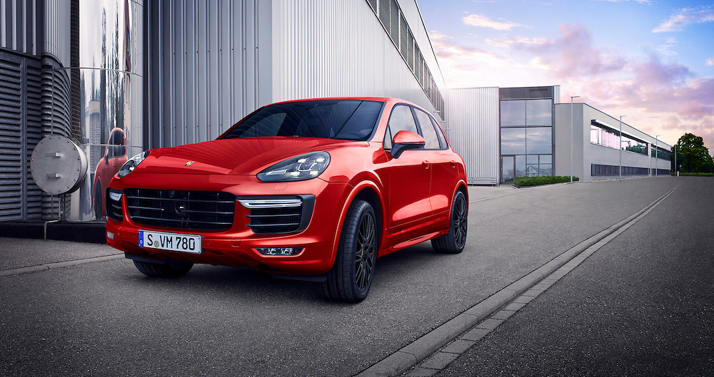 Porsche Macan sitting outside the engine plant in Zuffenhausen, Stuttgart Ray Massey is an established, award winning, UK professional  photographer, shooting creative advertising and editorial images from his stunning studio in a converted church in Camden Town, London NW1. Ray Massey specialises in drinks and liquids, still life and hands, product, gymnastics, special effects (sfx) and location photography. He is particularly known for dynamic high speed action shots of pours, bubbles, splashes and explosions in beers, champagnes, sodas, cocktails and beverages of all descriptions, as well as perfumes, paint, ink, water – even ice! Ray Massey works throughout the world with advertising agencies, designers, design groups, PR companies and directly with clients. He regularly manages the entire creative process, including post-production composition, manipulation and retouching, working with his team of retouchers to produce final images ready for publication.