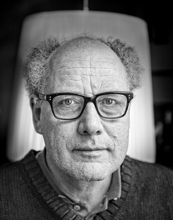Netherlands Haarlem, 11-11-2014. Photo: Patrick Post.  Portret van P.F. Thomese.