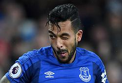 Everton's Theo Walcott
