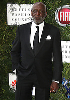 Richard Roundtree, LCM s/s 2017: One For The Boys Charity Ball, Victoria and Albert Museum, London UK, 12 June 2016, Photo by Brett D. Cove