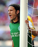 Fotball<br /> Tyskland<br /> Foto: Witters/Digitalsport<br /> NORWAY ONLY<br /> <br /> 15.08.2009<br /> <br /> Torsten Frings Bremen<br /> <br /> Bundesliga FC Bayern München - SV Werder Bremen