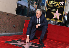 Michael Douglas is honored with a star on the Hollywood Walk of Fame - 06 Nov 2018