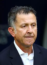 Mexico Manager Juan Carlos Osorio