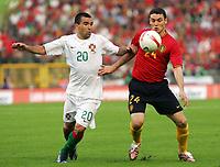 Fotball<br /> EM-kvalifisering<br /> Belgia v Portugal<br /> Foto: Photonews/Digitalsport<br /> NORWAY ONLY<br /> <br /> THOMAS VERMAELEN - DECO
