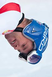 12.03.2010, Kandahar Strecke Herren, Garmisch Partenkirchen, GER, FIS Worldcup Alpin Ski, Garmisch, Men Giant Slalom, im Bild Raich Benjamin, ( AUT, #6 ), Ski Atomic, EXPA Pictures © 2010, PhotoCredit: EXPA/ J. Groder / SPORTIDA PHOTO AGENCY