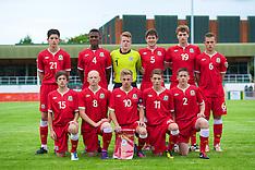 120828 Wales U16 v Poland U16