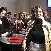 Jumana Qurashi - @juju.nq the Pierre Garroudi Spectacular Fashion Show at London Fashion Week SS19 latest collection showcasing ten new, exclusive, luxury bags created to run alongside the couture collection at Strand Palace Hotel on 16 September 2018, London, UK.