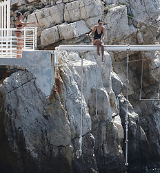 Kendall Jenner at Eden Roc hotel in Cap D'Antibes during Cannes Film Festival. 11 May 2018 Pictured: Kendall Jenner. Photo credit: TPI/MEGA TheMegaAgency.com +1 888 505 6342