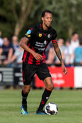Ryan Koolwijk of Excelsior during the Friendly match between Go Ahead Eagles and Excelsior Rotterdam at sportcomplex SV Terwolde on July 20, 2018 in Terwolde, The Netherlands