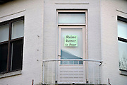 Nederland, Neede, 30-1-2013Een ruime kamer staat te huur, wordt te huur anngeboden.Foto: Flip Franssen/Hollandse Hoogte