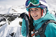 Images from the Snow and Rock AW17/18 photoshoot in Panorama Mountain Resort, Canada and RK Heliski.
