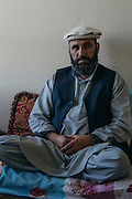 Gulab at his home in Fort Worth, Texas on May 6, 2016.