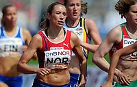 Friidrett<br /> 21. Juni 2009<br /> European Team Championships 1. st Leauge<br /> Fana Stadion<br /> 1500 m<br /> Ingvill Måkestad Bovin , Norge<br /> Foto : Astrid M. Nordhaug