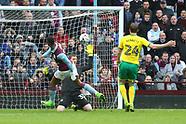 Aston Villa v Norwich City 010417