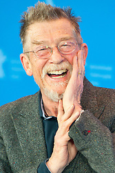 Feb. 15, 2012 - Berlin, Berlin, Germany - Actor John Hurt during the photocall for ''Jayne Mansfield's Car'' at the 62nd Berlin International Film Festival, Febuary 13, 2012 (Credit Image: © Future-Image/ZUMAPRESS.com)