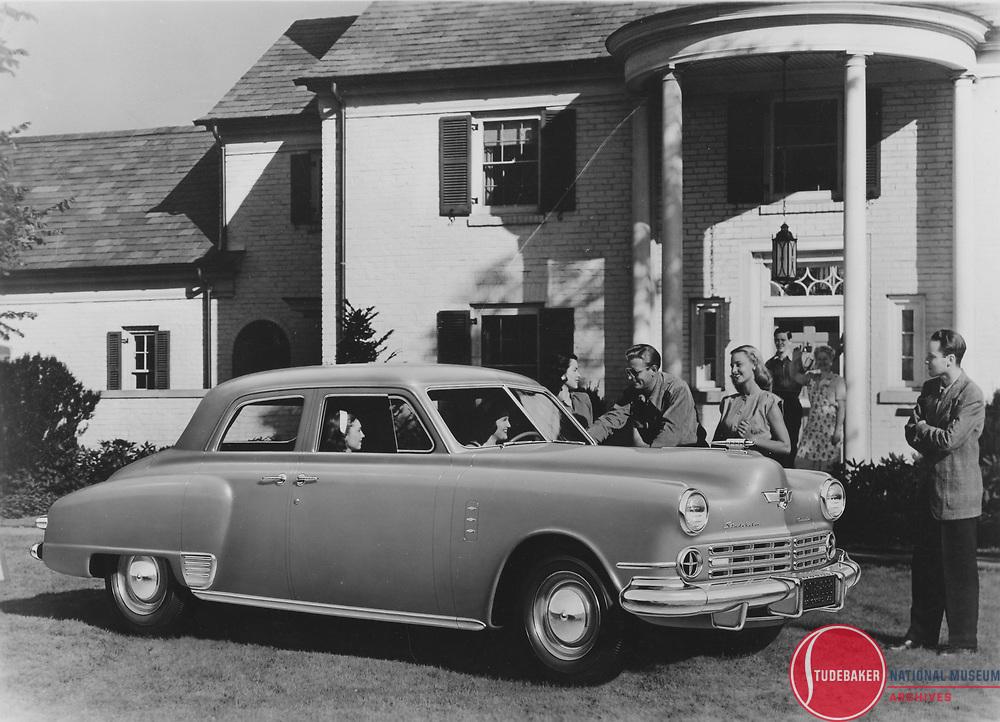 1947 Studebaker Commander Sedan