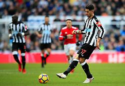 Ayoze Perez of Newcastle United - Mandatory by-line: Matt McNulty/JMP - 11/02/2018 - FOOTBALL - St James Park - Newcastle upon Tyne, England - Newcastle United v Manchester United - Premier League