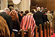 "14 April 2012-Santa Barbara, CA: ""Prayer and Benediction"", Rev. J.B. Ficklin, Greater Hope Missionary Baptist Church. Babatunde Folayemi Memorial Service at First United Methodist Church, 305 East Anapamu Street, Santa Barbara, CA. Family and friends gathered immediately following the service for refreshments and sharing in the Fellowship Hall of the church.<br />
