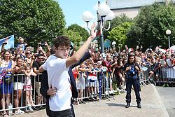 July 18, 2018 - Paris, France - Benjamin Pavard (Credit Image: © Panoramic via ZUMA Press)