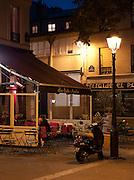 Place Sainte Marthe in the 10th Arrondissement, Paris, France