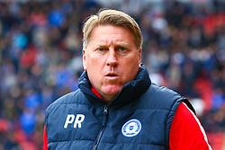 Peterborough United assistant manager Paul Raynor - Mandatory by-line: Ryan Crockett/JMP - 30/03/2018 - FOOTBALL - Aesseal New York Stadium - Rotherham, England - Rotherham United v Peterborough United - Sky Bet League One
