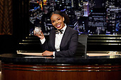 """April 30, 2021 - NY: Peacock's """"The Amber Ruffin Show"""" - Episode 124"""