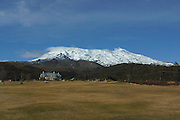 Mt Raupehu, North Island, New Zealand<br />